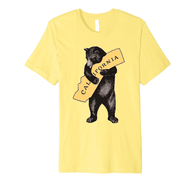 76e8cffc Amazon.com: Vintage California Bear Hug: Clothing