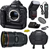 Canon EOS-1DX Mark II DSLR Camera Bundle (International Version) No Warranty