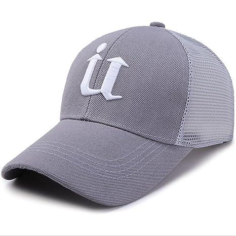 GAOJUAN Sombrero Gorra De Protección Solar Transpirable En Verano Gorra De Béisbol Linda Estudiante Gorras De
