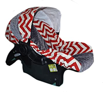 Amazon.com: Infant Car Seat Cover, Baby Car Seat Cover, Slip Cover