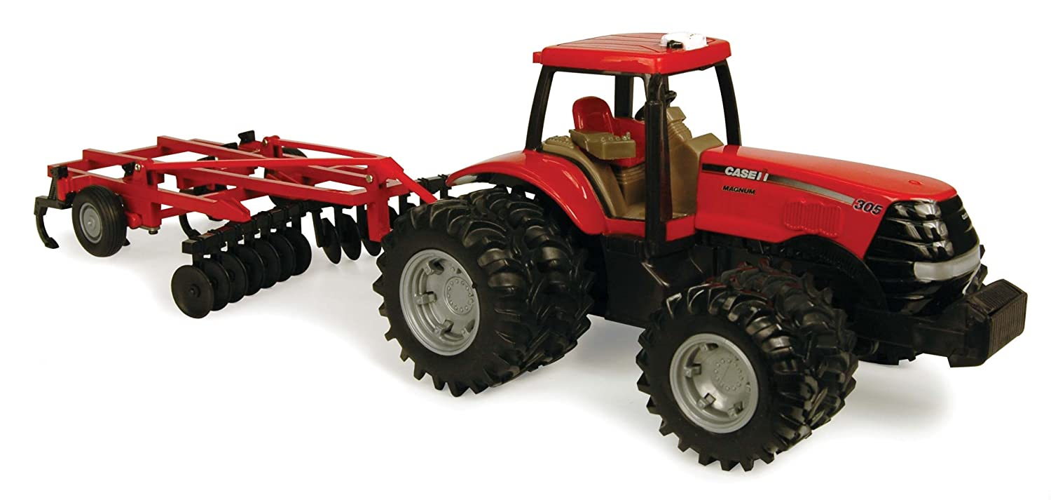 TOMY 8 Case IH MX305 Tractor with Ripper