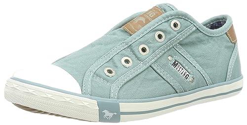 MUSTANG Damen 1099 401 706 Slip On Sneaker