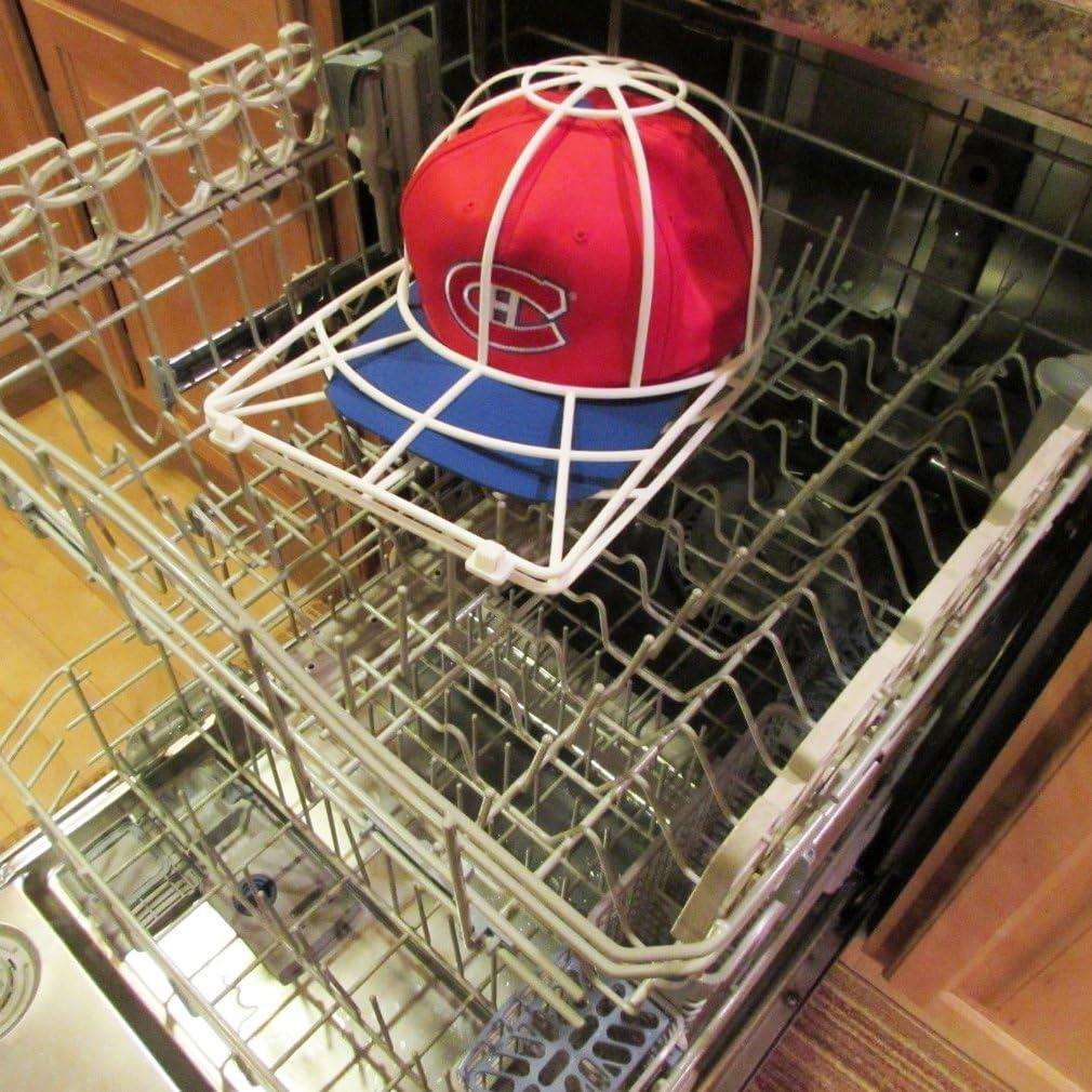 Evelots Ball Cap Washer-Washing Machine//Dish Washer-Trucker//Visor Hat Cleaner