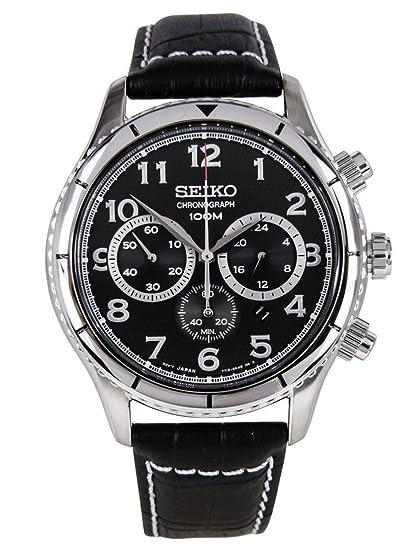 Reloj Seiko Neo Sports Srw037p2 Hombre Negro