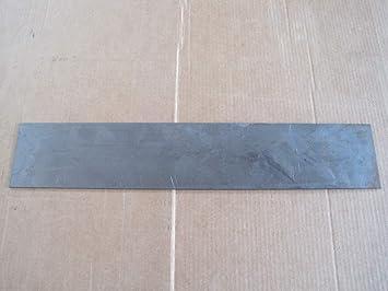 """Rectangle A36 Steel 3//8/"""" Steel Plate 5/"""" x 8/"""""""