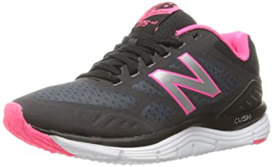 New Balance Women's W775v3 Running Shoe, Thunder/Black/Alpha Pink, ...