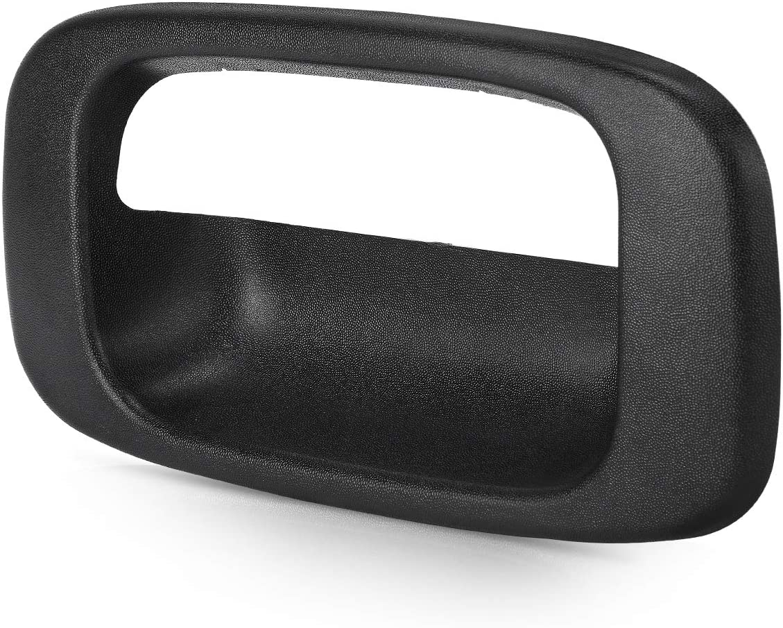 1999-2007 Chevy//GMC Silverado//Sierra Texture Black For  Tailgate Handle