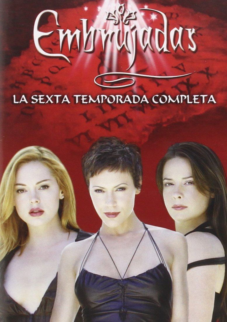 Embrujadas - 6ª Temporada [DVD]: Amazon.es: Shannen Doherty, Alyssa Milano, Holly Marie Combs, Rose McGowan, Brian Krause, Dorian Gregory, Constance M. Burge, John T. Kretchmer, James L. Conway, Shannen Doherty, Alyssa Milano,