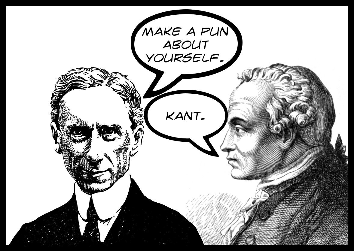 Image result for kant comic