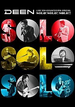 DEEN LIVE JOY-COUNTDOWN SPECIAL ~ソロ!ソロ!!ソロ!!!~(特典なし) [DVD]