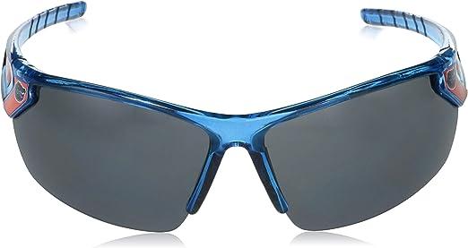 Auburn University Tigers Black Sports Elite Style Sunglasses with Logo on the Corners