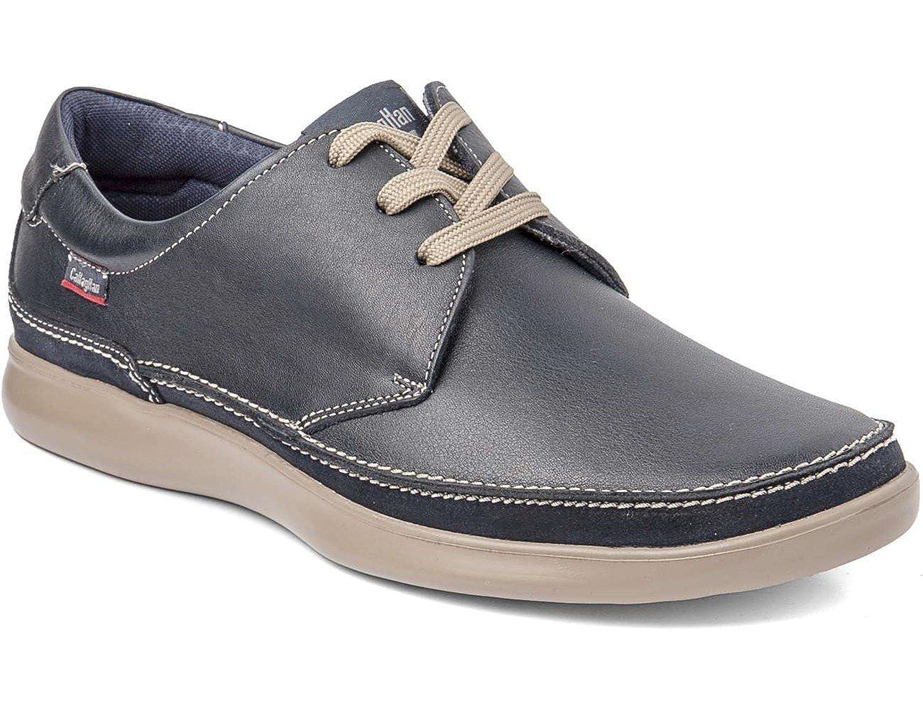 TALLA 40 EU. Callaghan Starman, Zapatos de Cordones Derby para Hombre