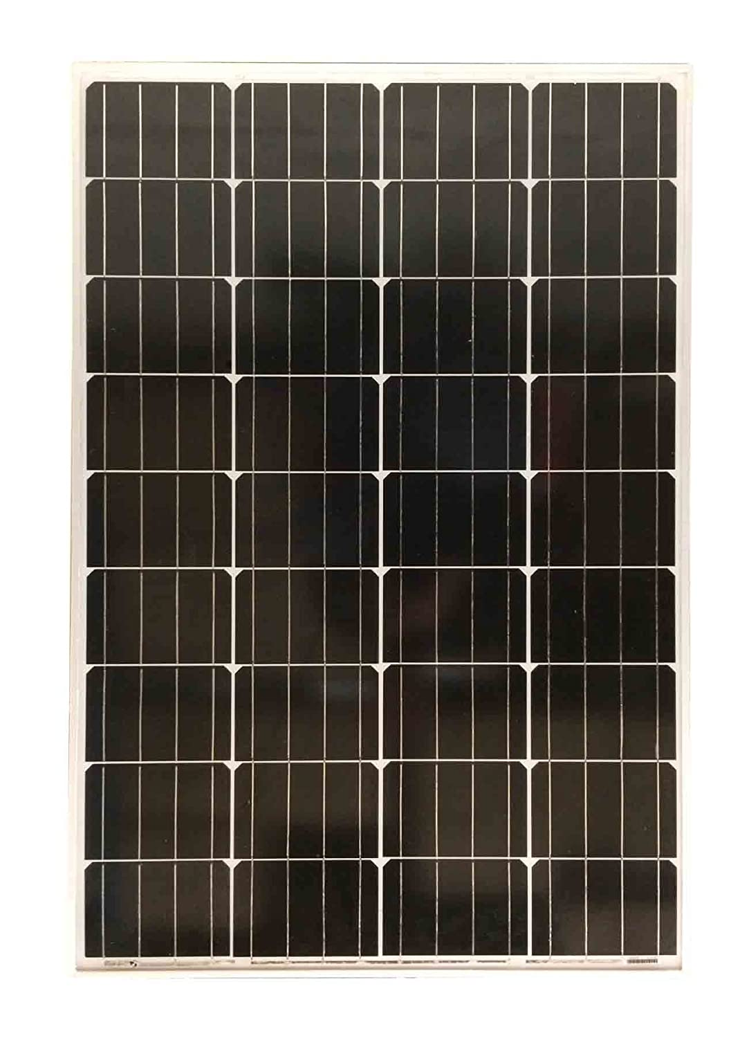 10W Mono Solar Panel Premium Quality PV Photo-voltaic Panel. Ideal for Caravans, Boats, Gardens, Camping & Motorhomes. Lowenergie