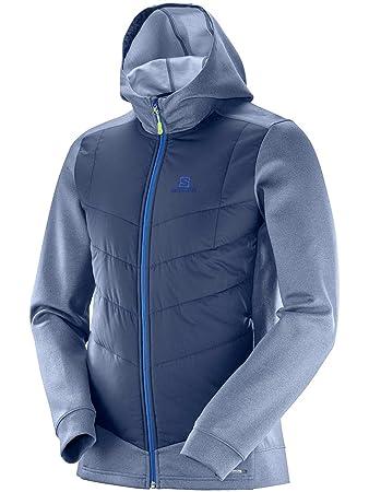 Outdoor Bekleidung Outdoor-Bekleidung Craft Emotion Hood Sweatshirt Men dark navy 2019 Midlayer blau