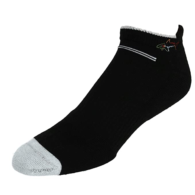2 pack black white socks