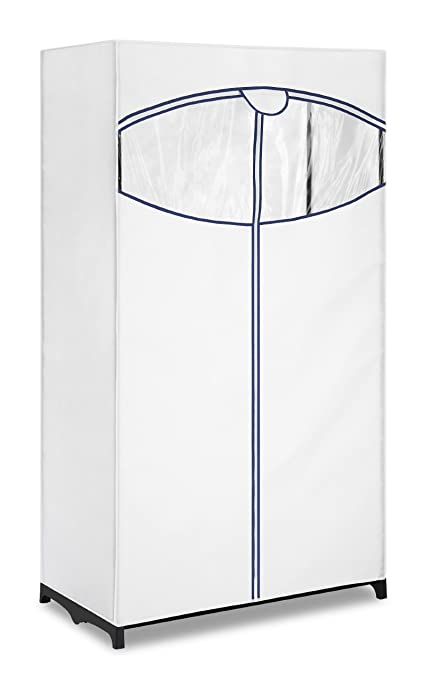 Superieur Whitmor Clothes Closet   Freestanding Garment Organizer With Sturdy Fabric  Cover