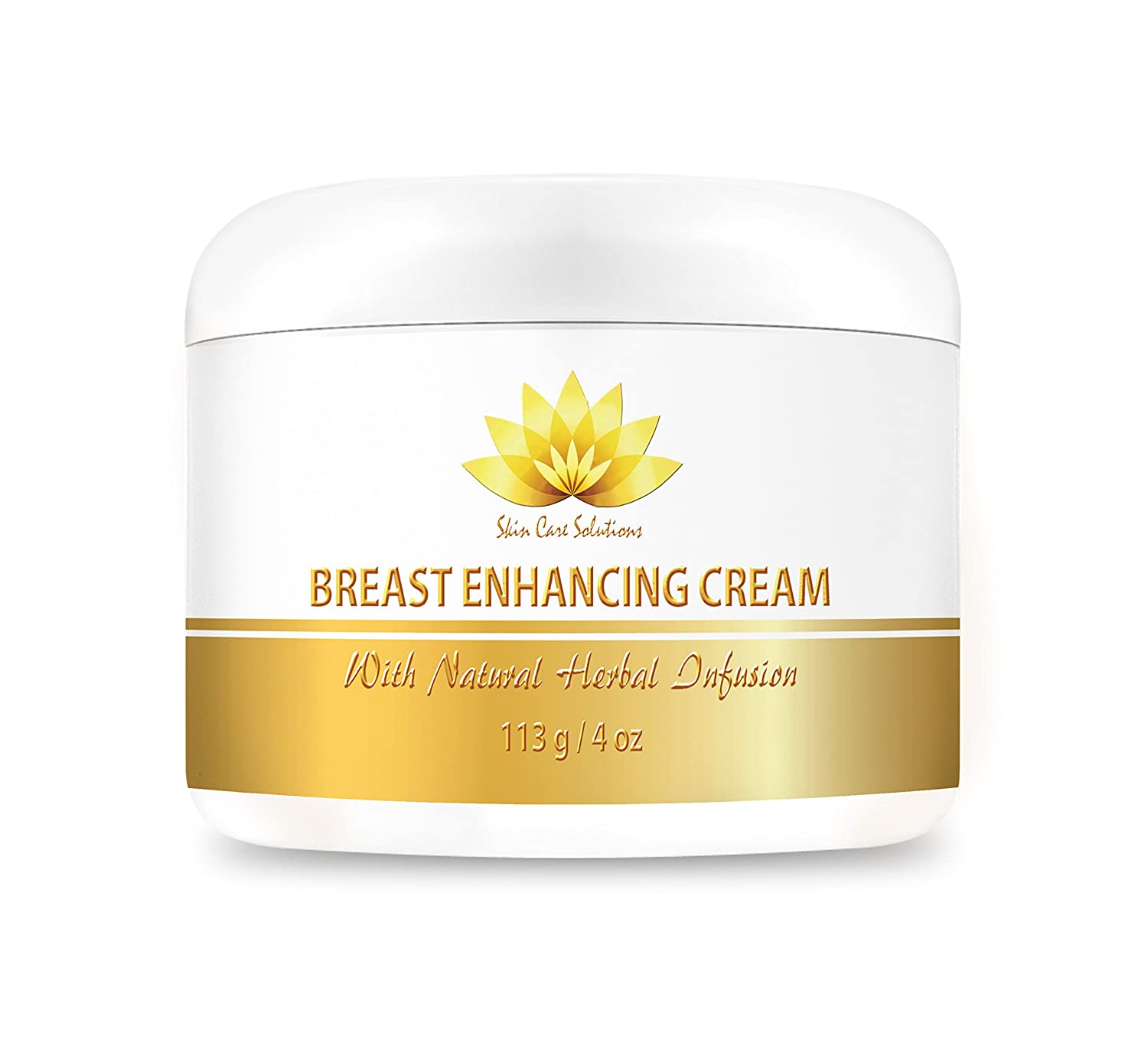 Breast augmentation - BREAST ENHANCING CREAM With Natural Herbal Infusion - Beauty health - 1 Jar(4oz) SKIN CARE SOLUTIONS