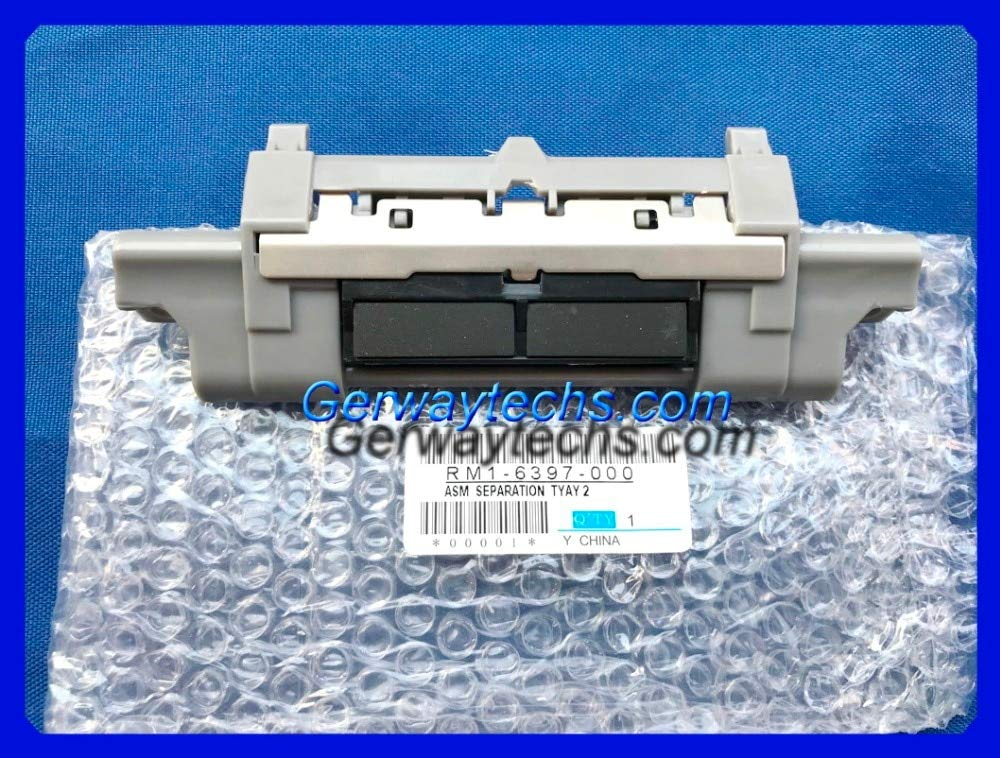 Yoton RM1-6397 RM1-6397-000 RM1-6397-000CN Can0nLJ LBP 251dw 3470 3480 650i Tray 2 Separation Pad Assembly QTY-10