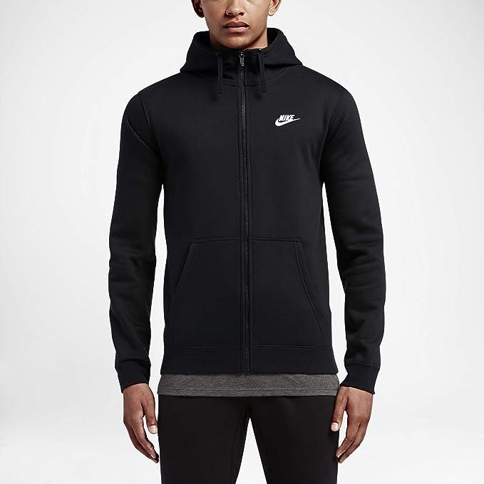 Nike 男士运动连帽 全拉链外衣