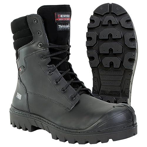 Cofra 26520 – 000.w39 Boise UK S3 WR Ci HRO SRC calzado de seguridad