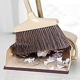 LiKe Broom and Dustpan Set/Dust Pan Standing