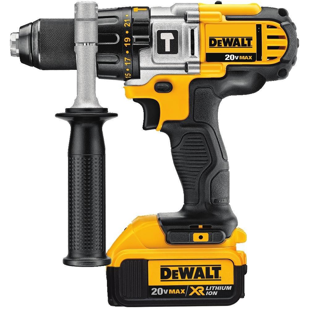 Amazon.com: DEWALT DCD985L2 20-Volt MAX Li-Ion Premium 3.0 Ah ...