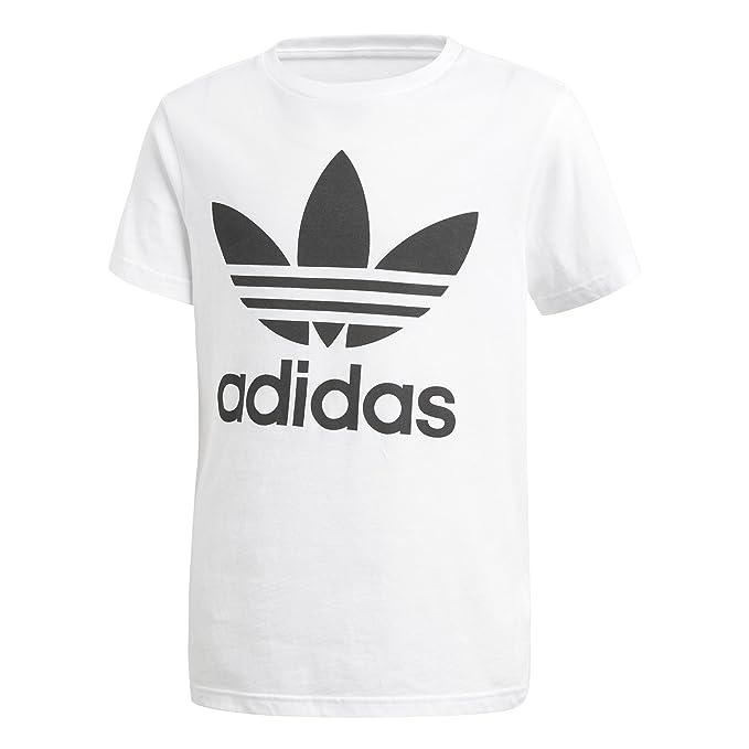 d964909702e adidas Originals Boys Trefoil Tee T-Shirt: Amazon.ca: Clothing ...