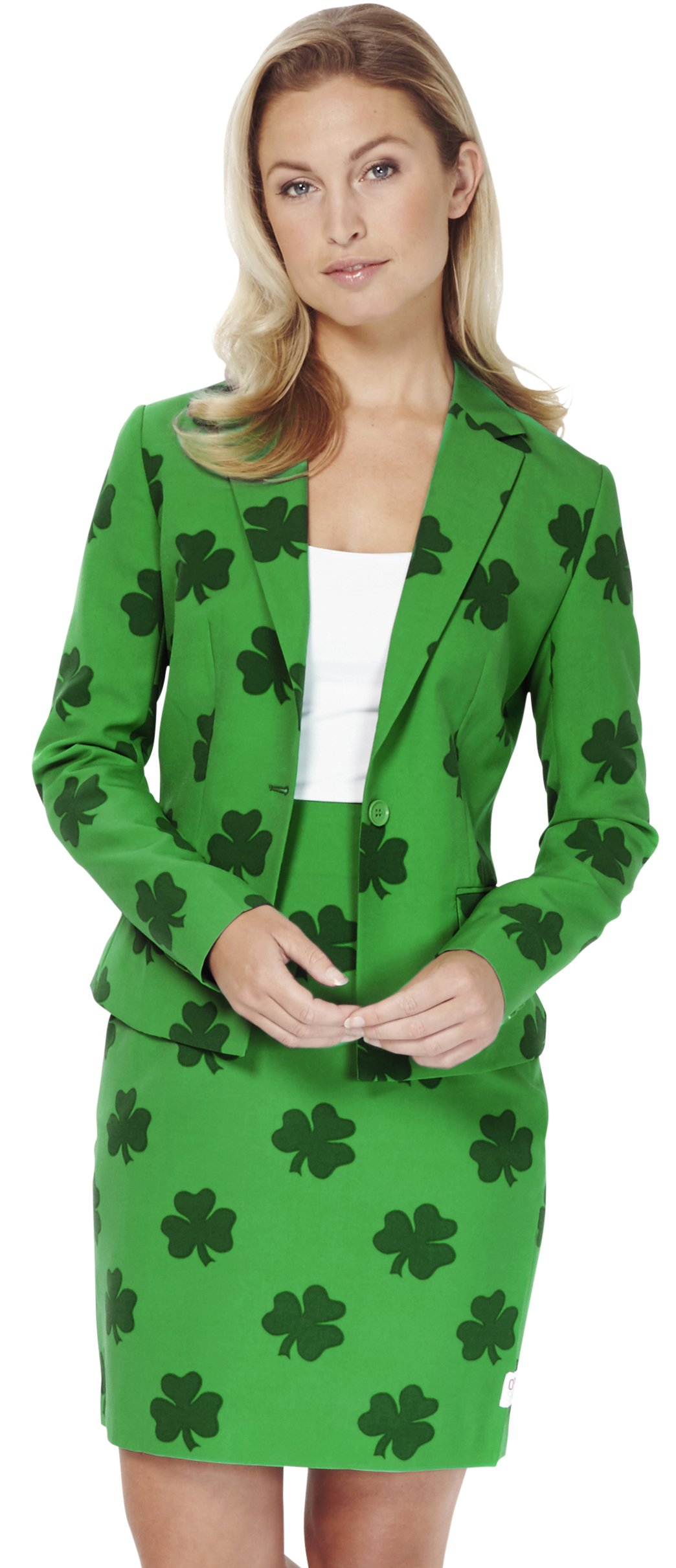 Opposuits Womens 'St. Patrick's Girl' Party Suit by, 12