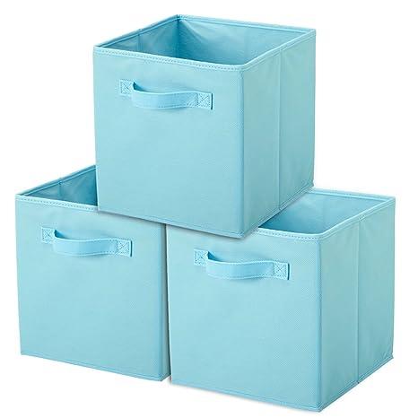 Kids para niños unidades de almacenamiento Caja para guardar juguetes para niños de guardería habitación infantil