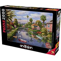 Anatolian Private Docks I Jigsaw Puzzle (2000 Piece)