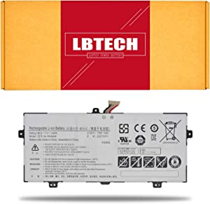 LBTECH Compatible AA-PBUN4AR Laptop Battery Replacement for Samsung 900X5L 900X5L-K01 900X5L-K02 940X3L-K02 NP900X5L BA43-00375A 7.7V 39Wh