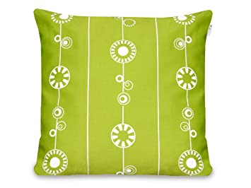Amazon.com: Olli & Lime George almohada, lima, verde y ...
