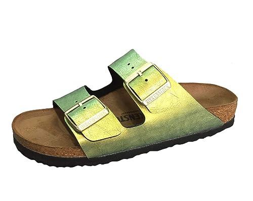 separation shoes ea85b a5fc4 Birkenstock , Taglie Femminili:41, Colore:Gold