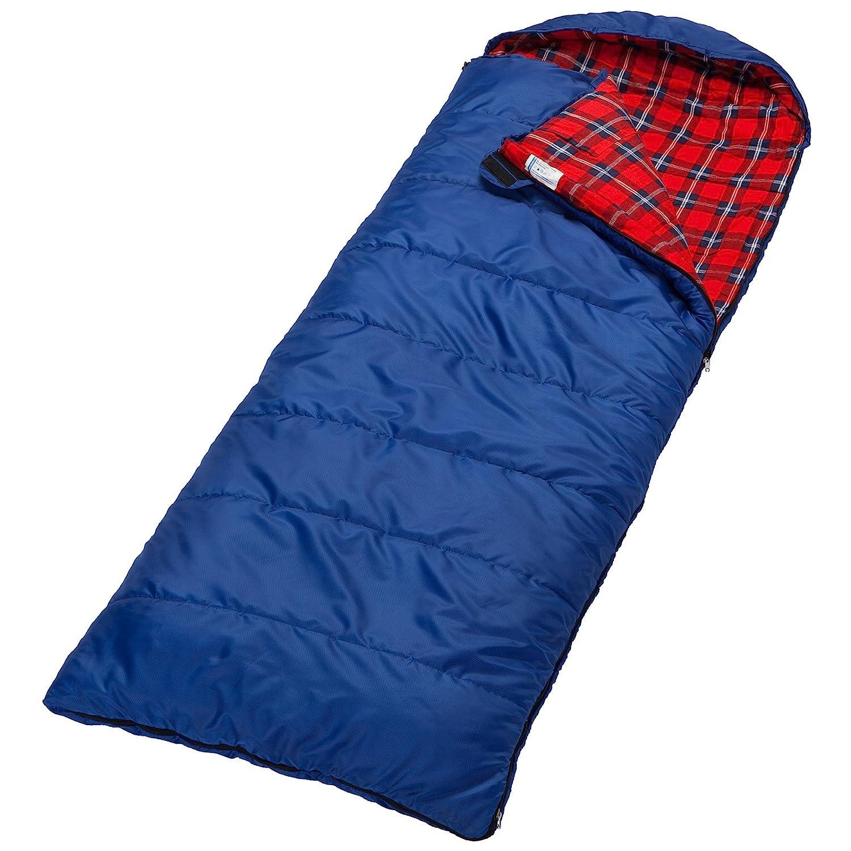 Skandika Dundee - Saco de dormir amplio Sonstige 16104_R 16104-R_blau