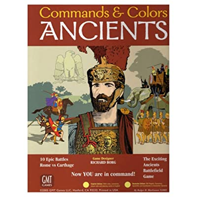 Command and Colors Ancients: Toys & Games