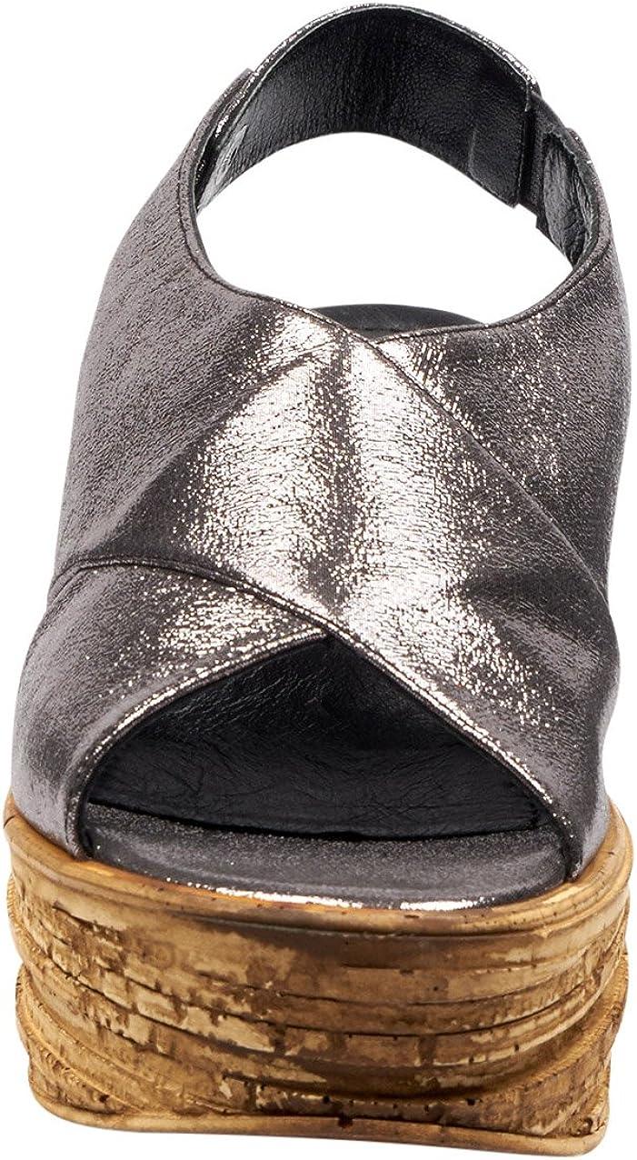 9, Cooper BOBERCK Womens Wedge Sandal