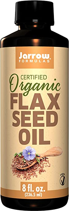 Jarrow Formulas Fresh Pressed Flaxseed Oil