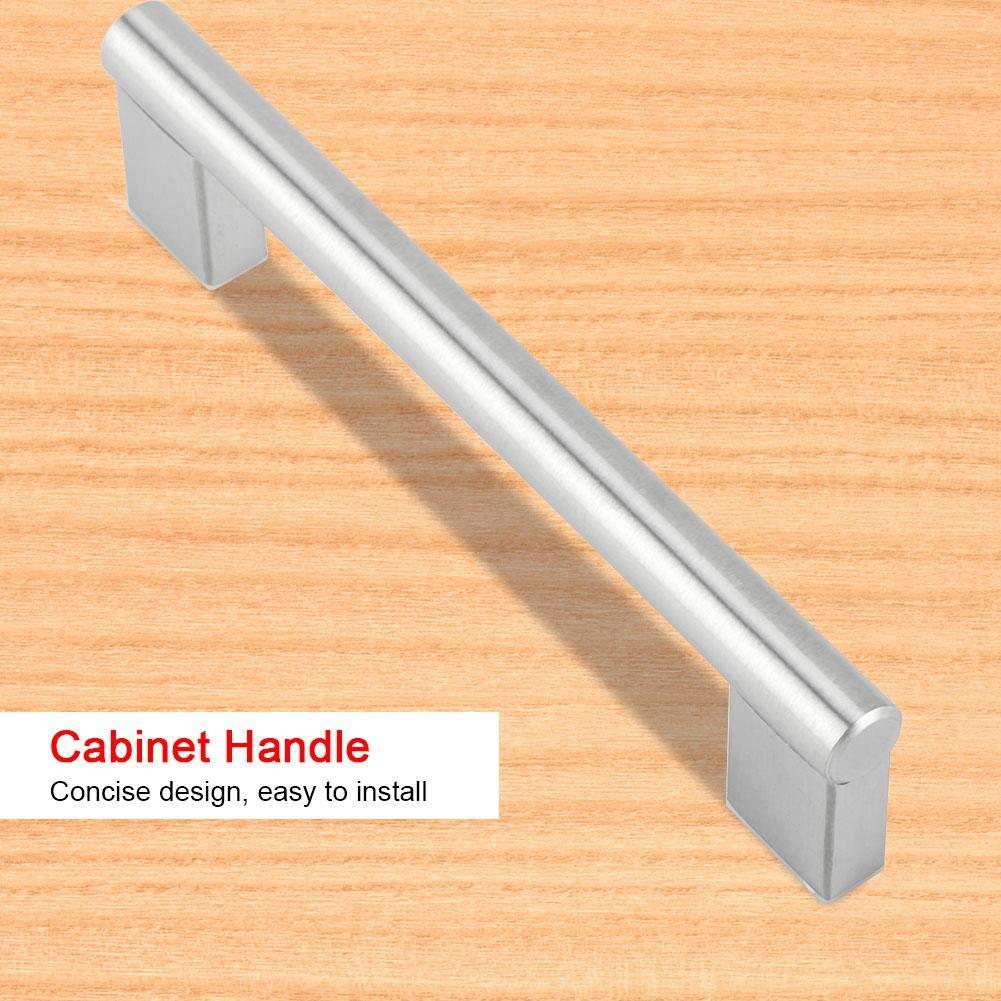 K/üche Schrankgriff Edelstahl f/ür Schrank Durchmesser 12 mm L/änge: 150 mm Schubladen Schubladen 20 St/ück//Set Schubladen Schublade