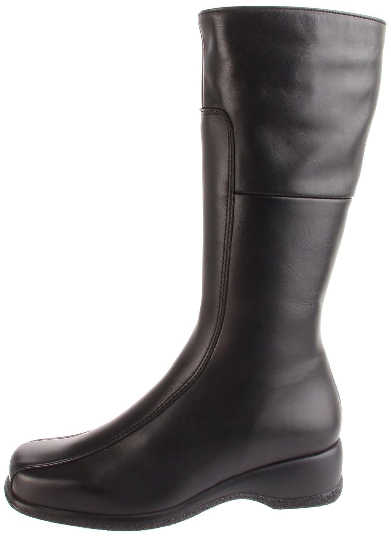 La Canadienne Women's Blanche US|Black Boot B004S8YPBK 10 B(M) US|Black Blanche Leather 40eeec