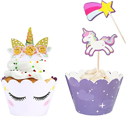 Monkey Cupcake Liner Baking Cup CupcakeCreation Decoration Party Supplies