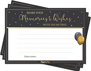Amazon.com: Comparte tus recuerdos y deseos con el jubilado ...