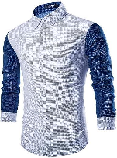 ZHJA Camisa Salvaje De La Camisa De La Moda del Color del ...