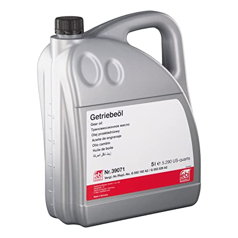 Febi bilstein 39071 Aceites de Transmisión 5 litros
