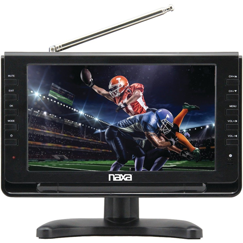 NAXA NT-90 9' Portable TV & Digital Multimedia Player