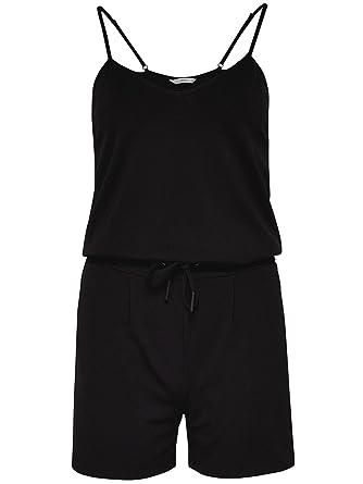 dcba61831c ONLY Damen Overall Jumpsuit onlPOPTRASH Easy Strap Playsuit Petit kurz  Sommer (XS)