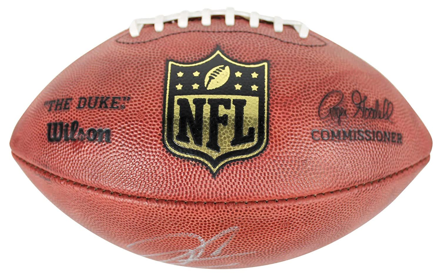317d9358db9 Autographed Raiders Derek Carr Certified Signed NFL The Duke Football -  PSA DNA Certified at Amazon s Sports Collectibles Store