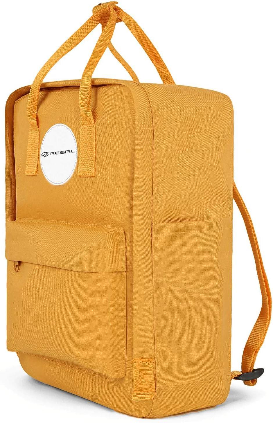Bookbags Womens Oxford School Bag Fashion Mens Waterproof Backpacks Regal-yacht-logo-boat