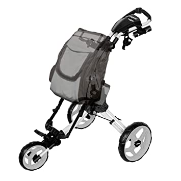 Amazon.com: Rovic RV1D - Carrito de golf con 3 ruedas para ...