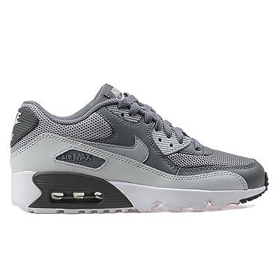 purchase cheap 2cdbc 69f76 Nike Air Max 90 Mesh (GS) Schuhe cool grey-wolf grey-pure