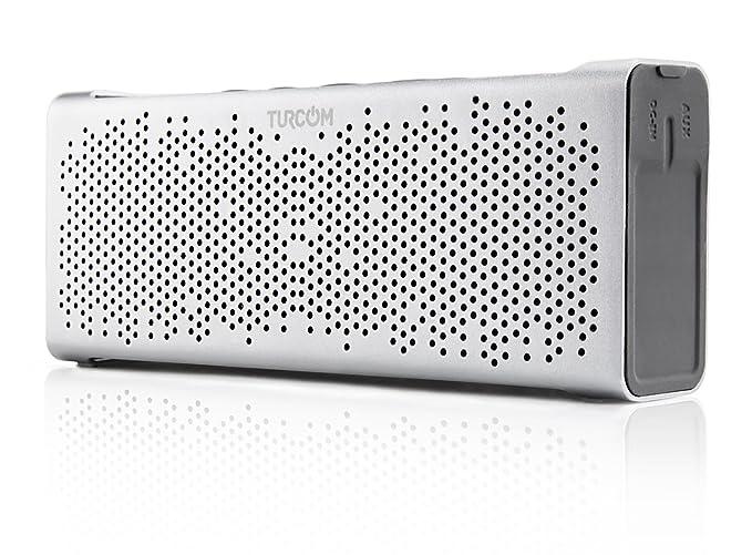 7e4d3a979c8 Amazon.com  Turcom Titan Bluetooth Speaker Portable Wireless Mobile Mini  Speaker